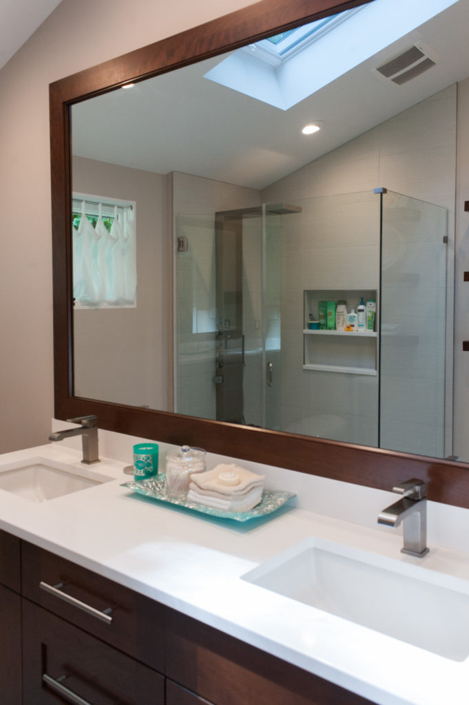 Master Bath Remodel, Chadds Ford, PA.